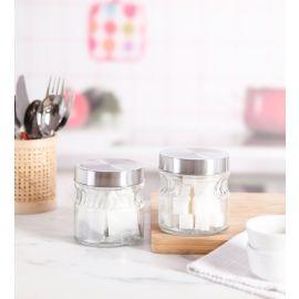 Chic Jar Set 2 Pc ( 250Ml)