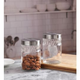 Chic Jar Set 2 Pc ( 450Ml)