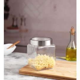 Trigo Square Jar 1200 Ml