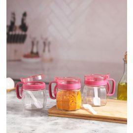 Kitchen Essentials Jar Set