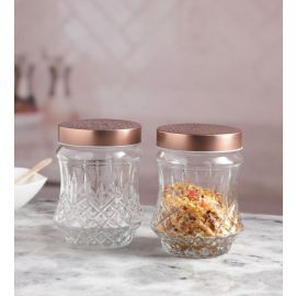 Longchamp 2 Pcs Jar Set