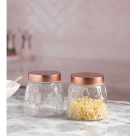 Mondrain 2 Pcs Jar Set