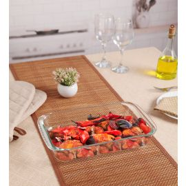 Rectangle Dish 1.8L