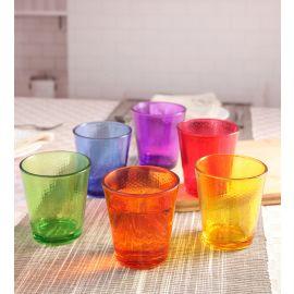 Peony Glass Tumbler 350 ml