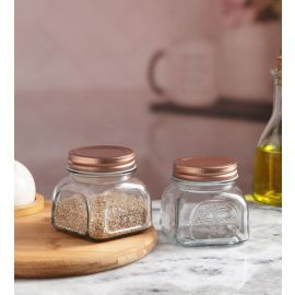 Harmony Square Jar 250Ml