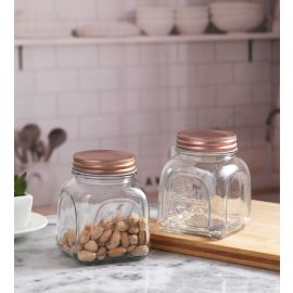 Harmony Square Jar 500Ml