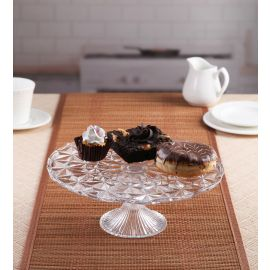 Veronica Footed platter 25 cm
