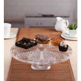 Veronica Footed platter 30 cm