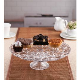 Alfresco Footed platter 30cm
