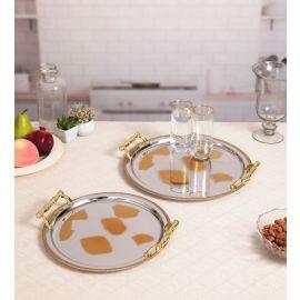 Persian Tray Round