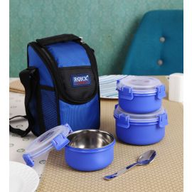 Trendy Microsafe Lunch Time 3Pcs Set