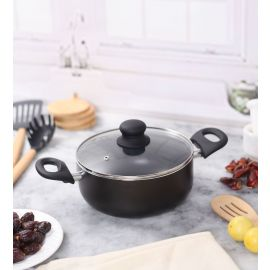 Secura Cook & Serve Casserole With Lid 20 Cm