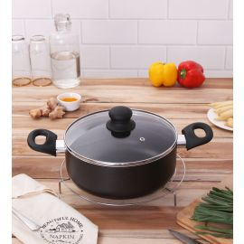 Secura Cook & Serve Casserole With Lid 22 Cm