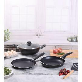 Roxx Stylo Cook Non Stick Gift Set 4 Pcs